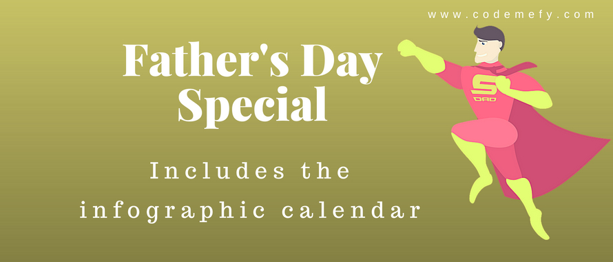 father's day special when is father's day infographic