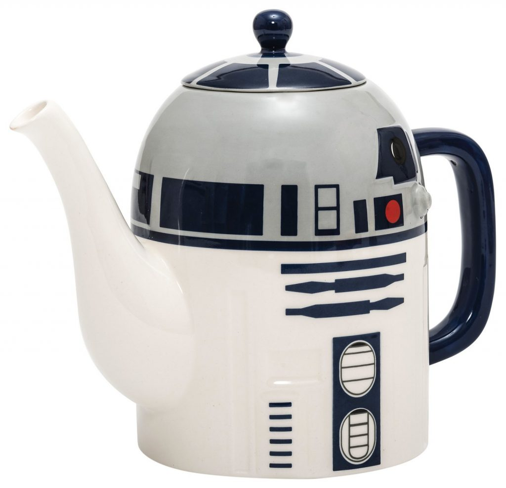 father's day gift: r2d2 teapot