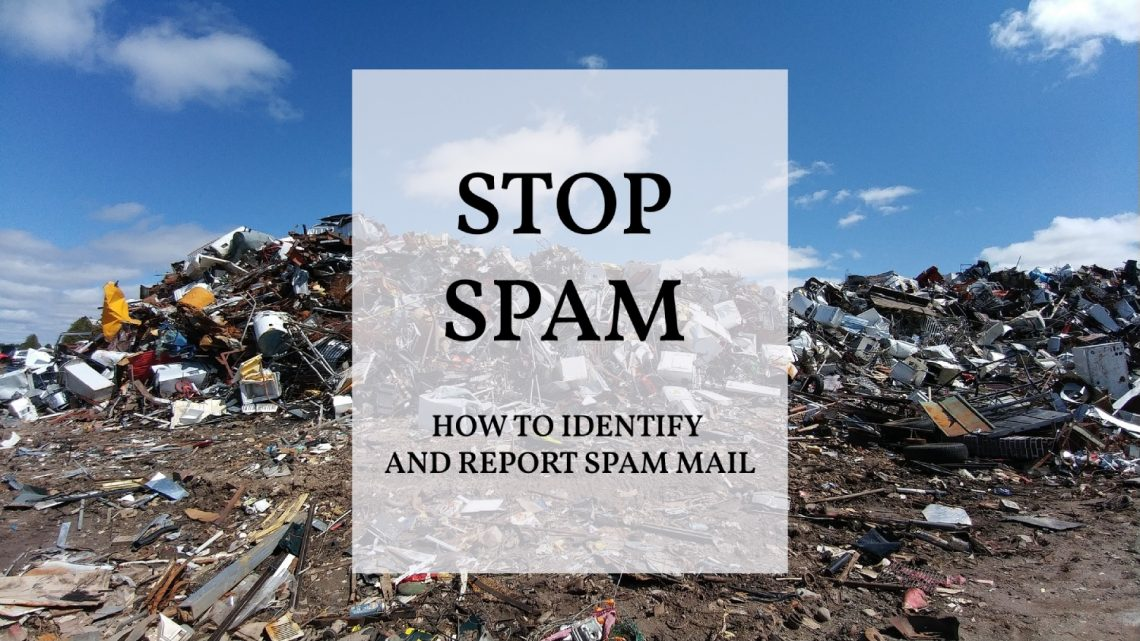 Stop Spam - codemefy blog