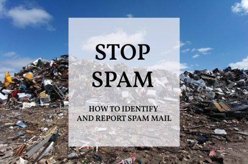 Stop Spam - codemefy blog