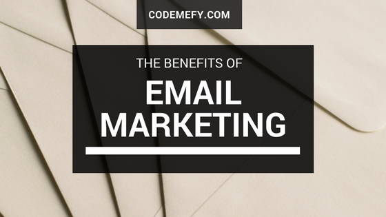 The benefits of email marketing in the financial services