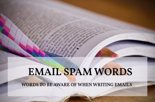 Email spam words Codemefy blog